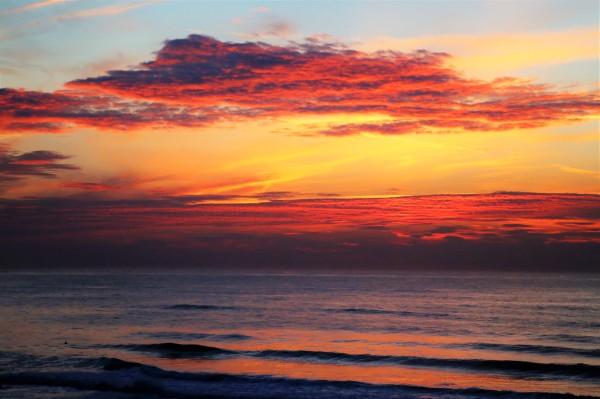 Sunset Cap Breton